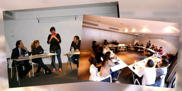Sesión sobre marketing con la participación de C3PO USALAFUERZA