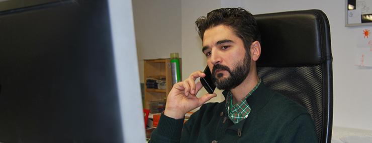 Negociando entrevistas para nuestros clientes