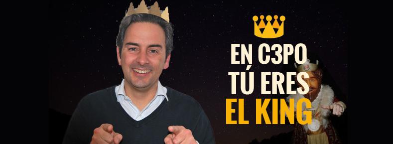 Pau tu eres el king