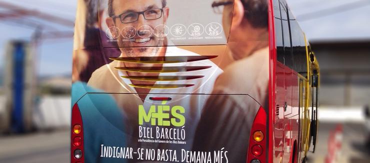 Bus campanya MÉS
