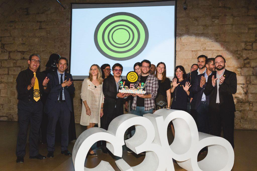 C3PO cumple 5 años y lo celebramos rodeados de quienes lo hacéis posible